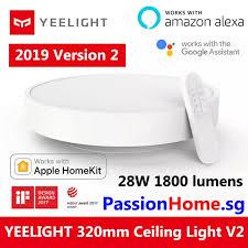 <b>Yeelight Smart</b> LED Ceiling Light Lamp (White) <b>320mm YLXD41YL</b> ...