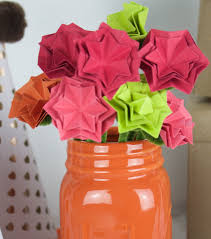 Paper Flower Arrangements Childs Birthday Party Paper Flower Arrangement Joann