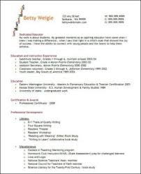 Teacher Resume Stunning Great Results From Your Teacher Resume Classroom Caboodle
