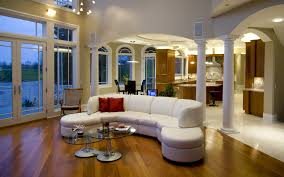 Interior Design Living Rooms Best Interior Design Living Room With Sofas And Wooden Coffee