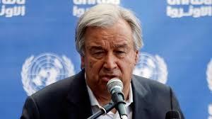 Image result for سازمان ملل: جامعه جهانی باید از وضع یمن خجالت بکشد