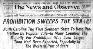 prohibition research papers i prohibition