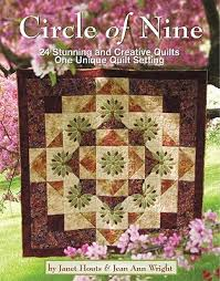 Circle of Nine: 24 Stunning and Creative Quilts One Unique Quilt ... & 8855489 Adamdwight.com