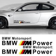 Sport Series bmw power wheel : BMW M POWER STICKER - koreasticker.com/