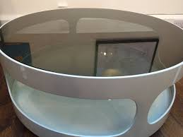 Space Age Furniture 1970s Nebu Space Age Round Coffee Table Retro Living London Uk