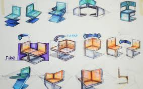 chair design drawing. At The Very Beginning, Our Ancestors Sat On Hard And Rough Ground With Nothing Underneath. After Centuries, Chairs Were Invented As Chair Design Drawing