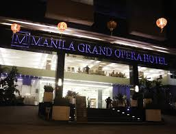 Manila Grand Opera Hotel Philippines Booking Com