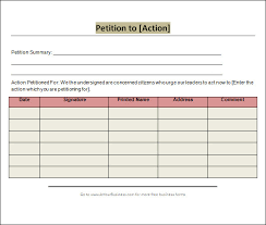 Petition Template Google Docs Charlotte Clergy Coalition