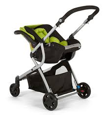 Urbini Omni Solo Versatile Convertible Stroller  Best Strollers with  Bassinets for Toddlers