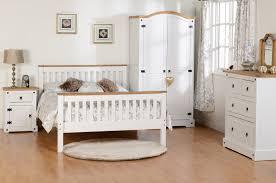white furniture bedroom. Seconique White Corona Farm House Bedroom Furniture - Waxed Pine