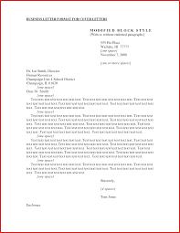 Best Of Apa Letter Format Formal Letter