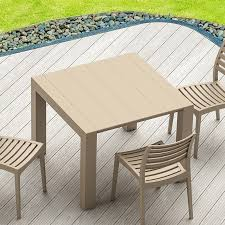 vegas extendable outdoor dining table