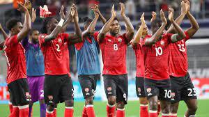 Trinidad and Tobago vs. El Salvador ...