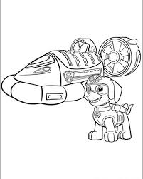 Beautiful Paw Patrol Cars Coloring Pages Teachinrochestercom