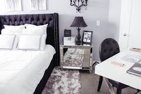 black and white bedroom decor. Bedroom:Black White Bedroom Decor Reveal Then 32 Best Of Gallery Chic And Black