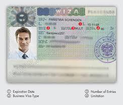poland business visa