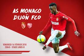 วิเคราะห์ลีก เอิง ฝรั่งเศส ฤดูกาล 2017-18 โมนาโก V ดิฌง