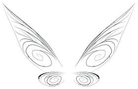 Fabric Fairy Wing Pattern Template Getflirty Co