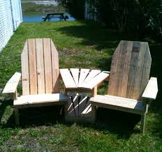adirondack chairs out of pallets. Contemporary Out Double Pallirondack Settee Throughout Adirondack Chairs Out Of Pallets N