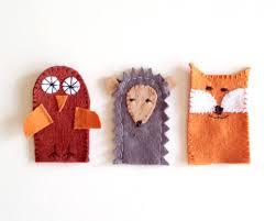 adorable diy felt finger puppets that your kid can make 1 jpg