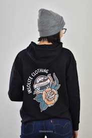 Hoodies Designed By Artists Amazing Hoodie Inspired By Oldschool Tattoos Designed By