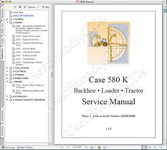 case 580k wiring schematic case image wiring diagram case 580k phase 1 loader backhoe tractor service manual for on case 580k wiring schematic