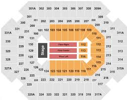 Thompson Boling Arena Seating Chart With Rows Thompson Boling Arena Tickets With No Fees At Ticket Club