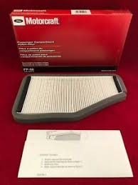 Motorcraft Air Filter Chart Details About New Motorcraft Oem Ford Escape Mariner Cabin Air Filter Fp 66 8l8z 19n619 B