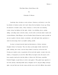 black history month essays % original black history month essays