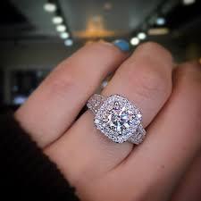 wedding ring big diamond gabriel ny double halo engagement ring