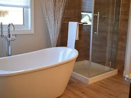 installation of bathtub and shower faucets moen or am standart in a condo