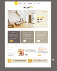 Email Newsletter Design Price Website Design 46370 Comfort 4u Home Custom Website Design