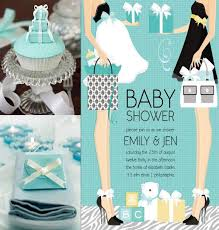 Baby Shower Decorations Baby Shower Ideas Tiffany By ModParty Tiffany And Co Themed Baby Shower