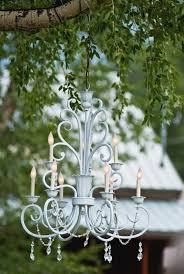 outdoor vintage wedding venues outdoor wedding venue chandelier