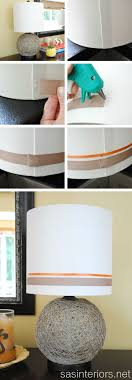 Diy Lamps 575 Best Table Lamp Bases Images On Pinterest