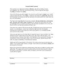 House Rules For Roommates Template Rental Agreement Template For Roommates