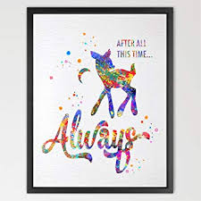 Harry Potter Always Quote Beauteous Amazon Dignovel Studios 48X48 Harry Potter Always Inspired