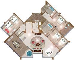 apartment 3 bedroom. 3 bedroom ocean view apartment room layout grandmirage resort bali 5