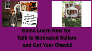 Real Estate Follow Up Script Talking To Motivated Sellers Phone