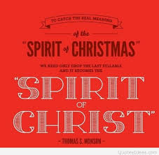 Christmas Spirit Quotes Extraordinary Christmas Spirit Quote HD