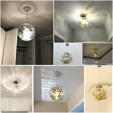 glass ball chandelier glass ball chandelier chrome silver glass
