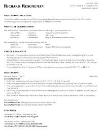 Power Plant Mechanic Sample Resume Mesmerizing Marine Diesel Mechanic Sample Resume Objective Aircraft Examples