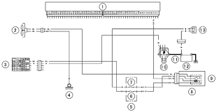 wiring diagram for electric radiator fan wiring diagrams radiator fan wiring diagram entropy