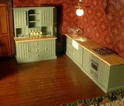 Kitchen Dollhouse Furniture My Dream Dollhouse My Country Kitchen Set