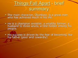 things fall apart by chinua achebe things fall apart background  9 things fall apart brief summary