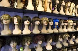 a wig