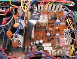 power supply but this unit had been incorrectly repaired if you can call it that by someone so i wanted to start with the most egregious issues