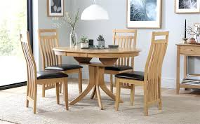 hudson dining table and chairs gallery round extending dining table and 4 chairs set hudson furniture