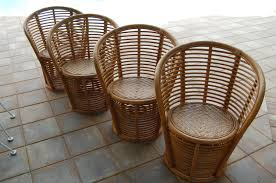 bamboo rattan chairs. Antique Vintage Bamboo Furniture Rattan Chairs I