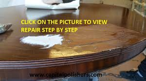 step by step table veneer repair
